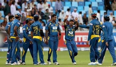 Sri Lanka's Squad For Asia Cup 2014