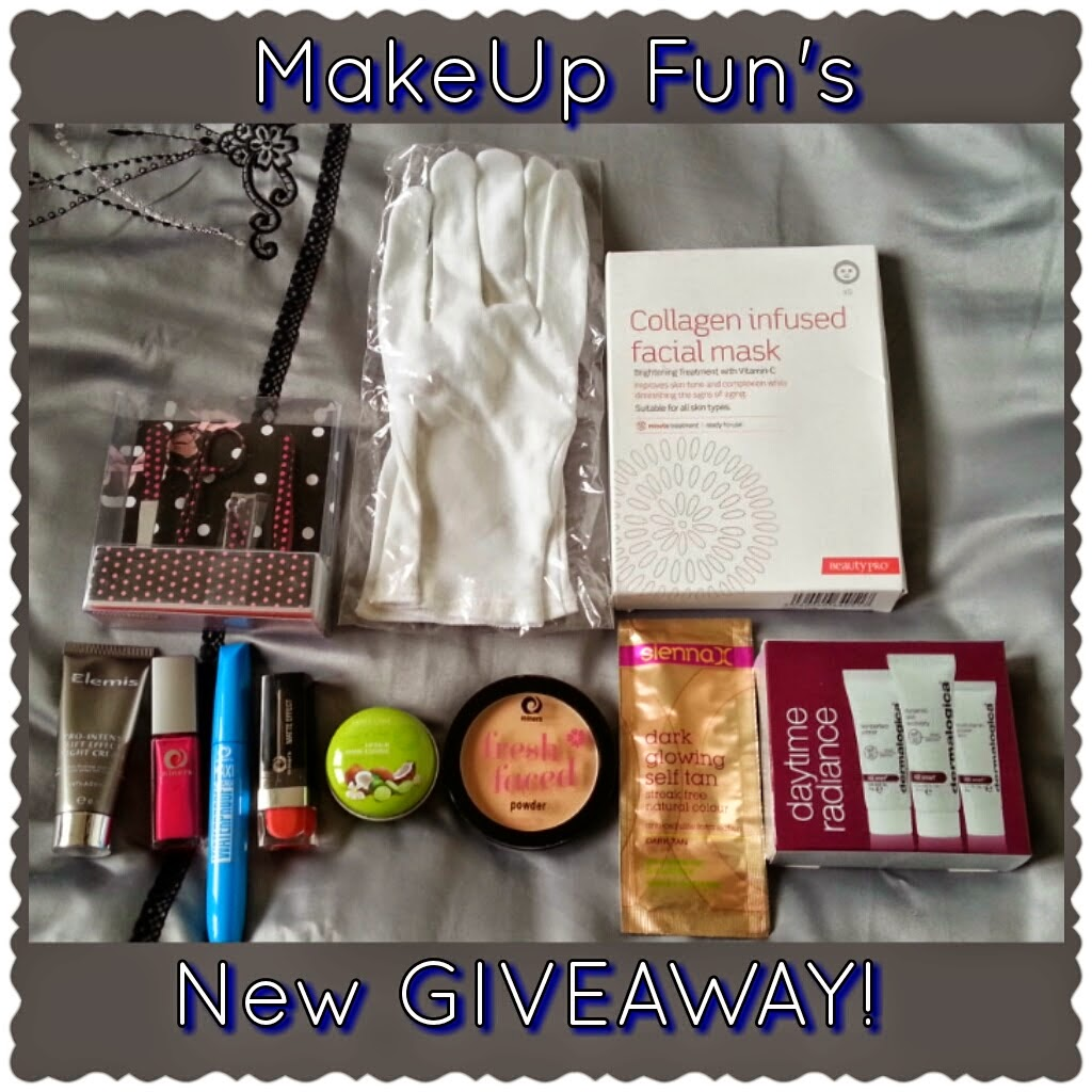 Win beauty prizes!
