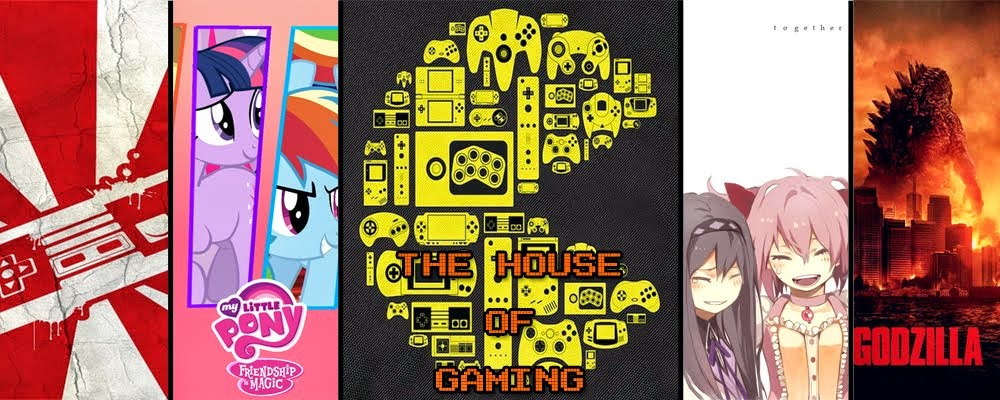 The House of Gaming Podcast Blog