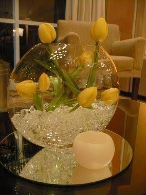 50 jeitos de enfeitar a festa, a mesa e a casa com flores
