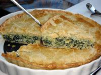 Green Vegetable Tart