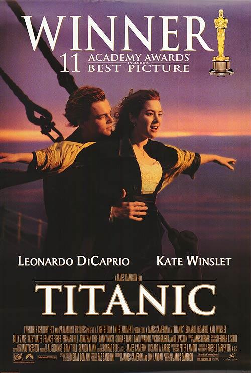 Películas más premiadas de la historia
