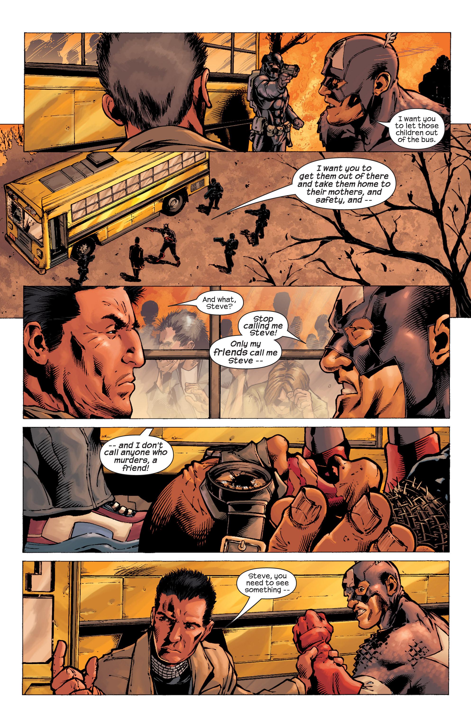 Captain America (2002) Issue #9 #10 - English 4