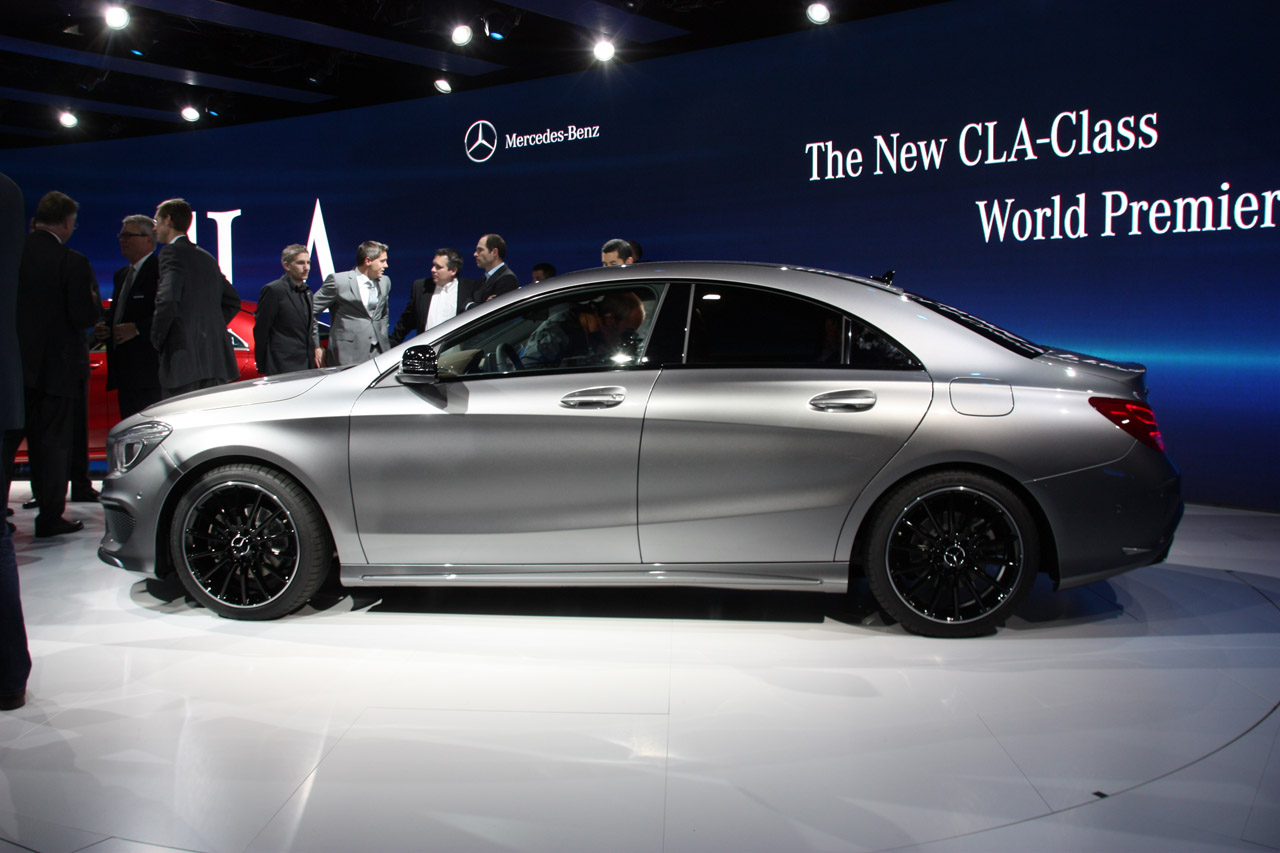 2014 mercedes benz cla class is dressed to impress automotive. Cars Review. Best American Auto & Cars Review