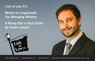 Andrew Lieb, Esq. wins 2015 Rising Star Award by Super Lawyers