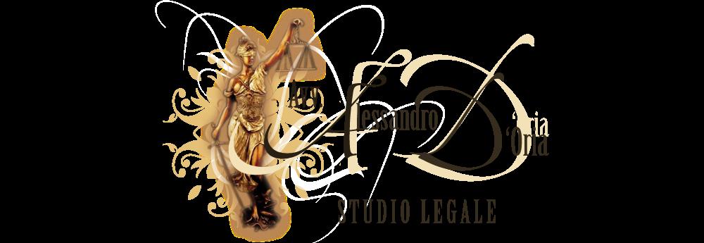 Avv. Alessandro D'Oria Studio Legale :: Galatone (LE) ::