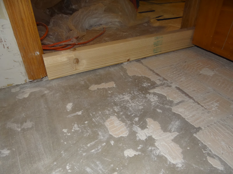 Self Leveling Flooring Miami : One project at a time diy pouring self leveling floor
