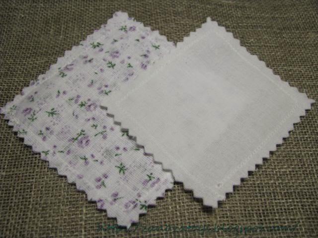 Как сшить бусину из ткани
