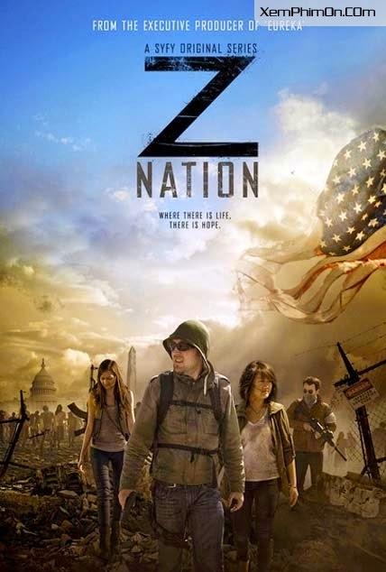 Cuộc chiến Zombie Phần 1 Kênh trên TV Thuyết minh Lồng tiếng