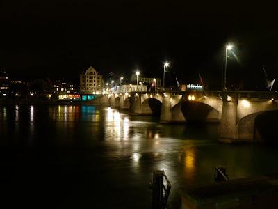 Puente sobre el Rin Basilea