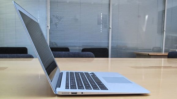 Apple plotting a thinner, 12-inch MacBook Air with Retina Display