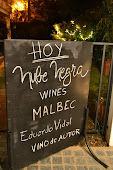 Nube Negra Wines -  Vinos de Autor