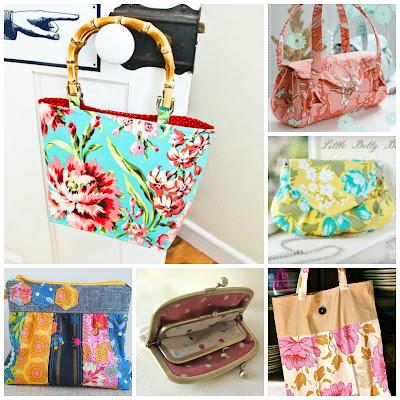 image bag tutorial roundup purse tote handbag