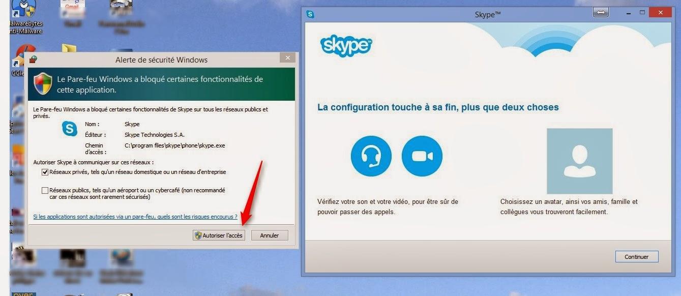 Infos technos informatique vid os hifi photos - Skype bureau ...