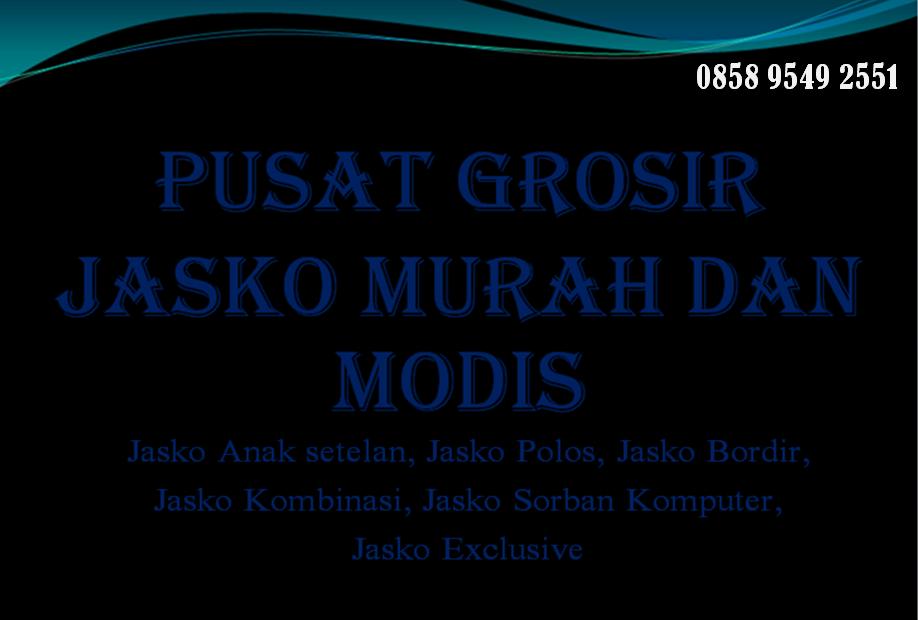 Busana Lebaran Jasko