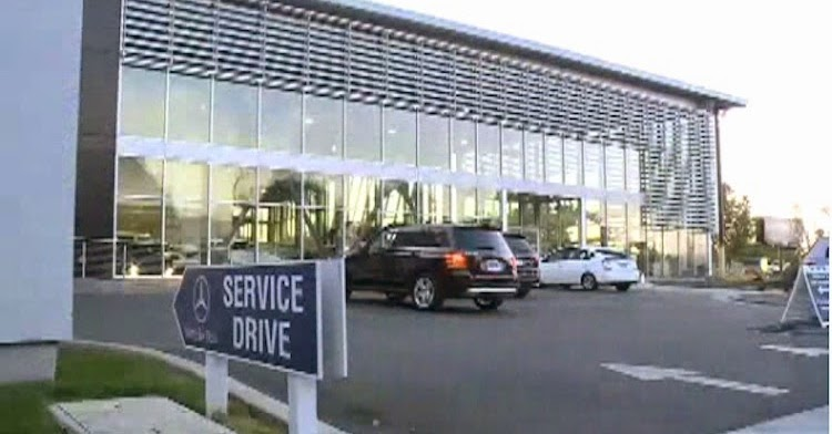 Three men arrested in connection with stealing more than a for Mercedes benz dealership san jose