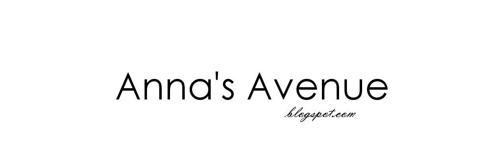 ANNA'S AVENUE