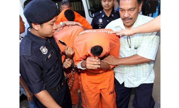 Empat anggota Polis mengaku tidak bersalah culik ahli perniagaan