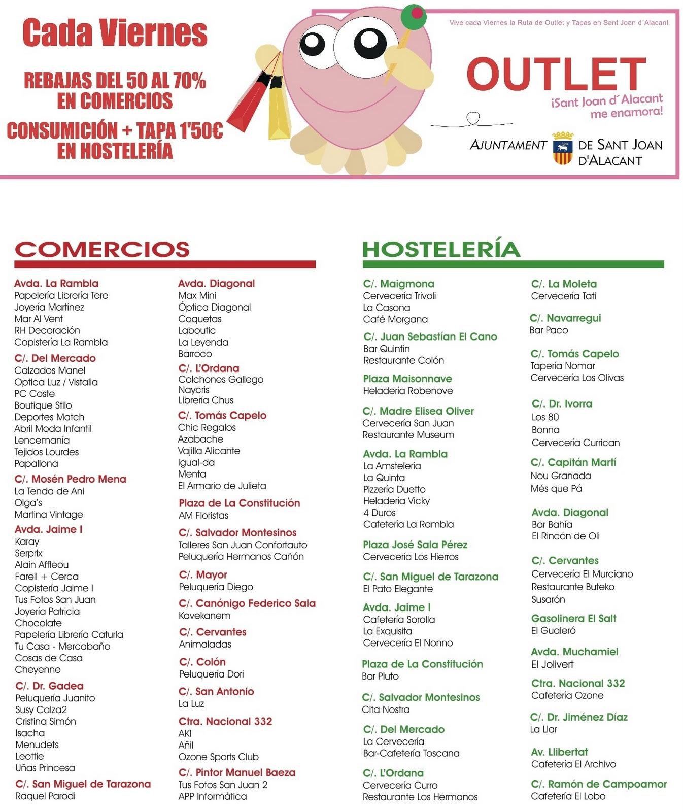 hosteleria formato lista precio: