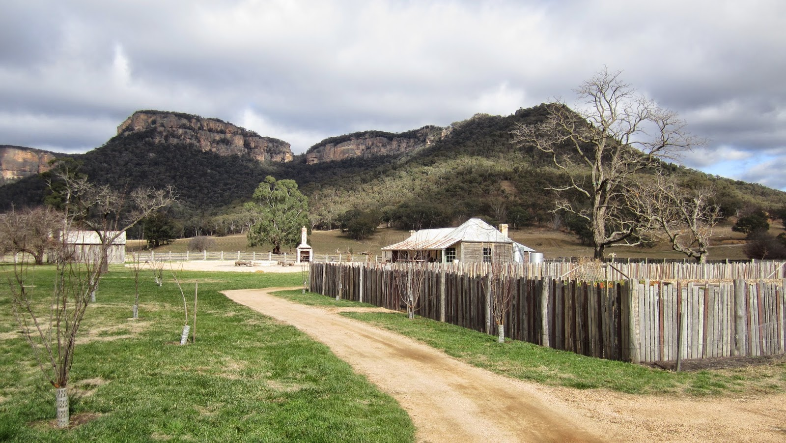 """Heritage Suites"" at Wolgan Valley nsw australia"