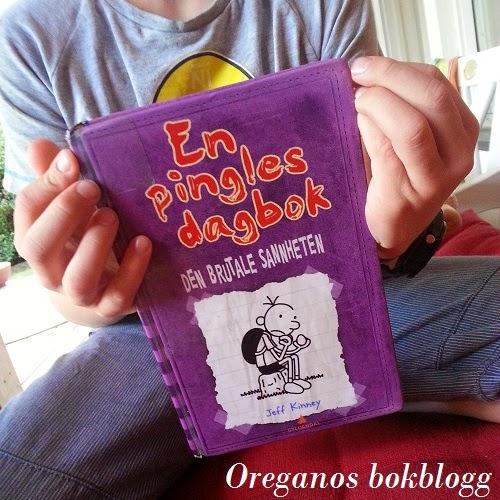 bipersonene i pingles dagbok
