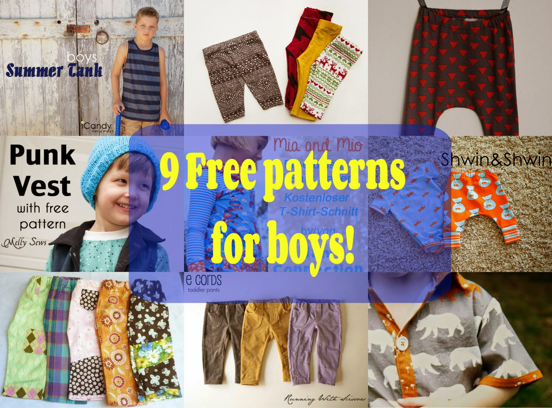 Boys Vest Pattern Best Design Ideas