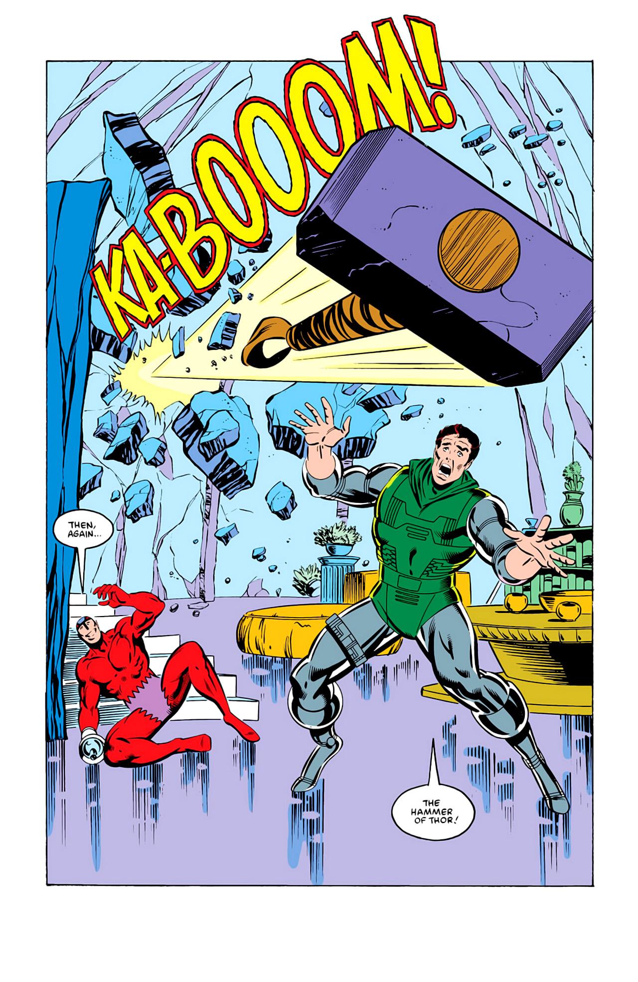 Captain America (1968) Issue #292m #220 - English 19