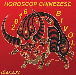 Horoscop chinezesc 2016 - Bivol