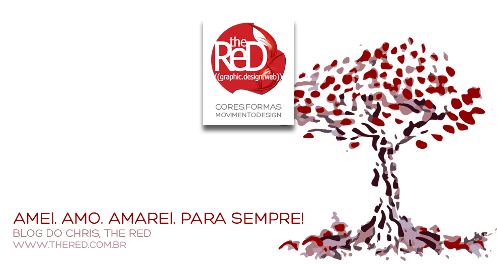 O Blog do Chris, The Red ((graphic.design.web))