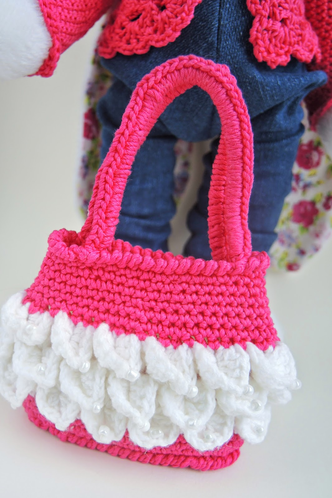 игрушки своими руками, зайки, заяц сшитый своими руками, сумка вязаная