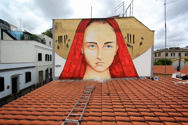 La street art al Pigneto, visita guidata Roma, 07/06 h 17.30