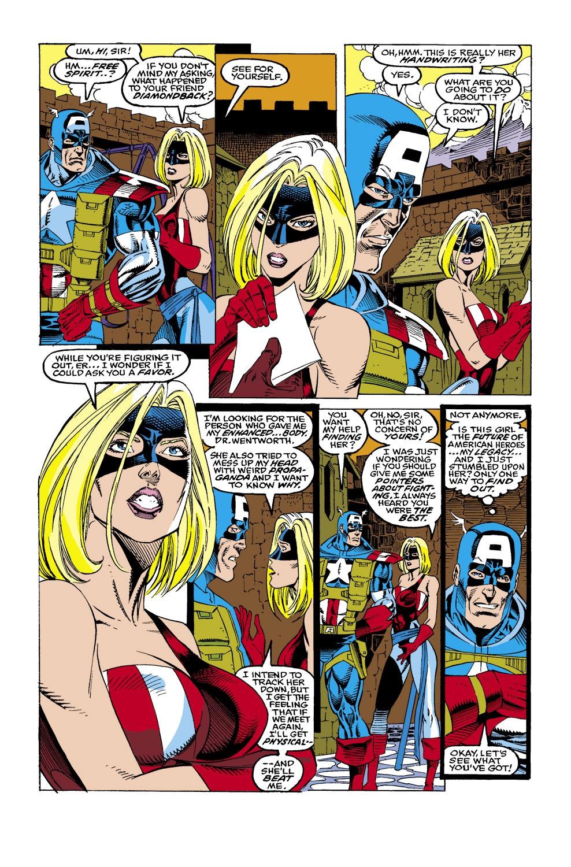 Captain America (1968) Issue #434 #384 - English 11