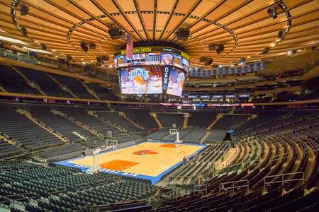Madison Square Garden em Nova York