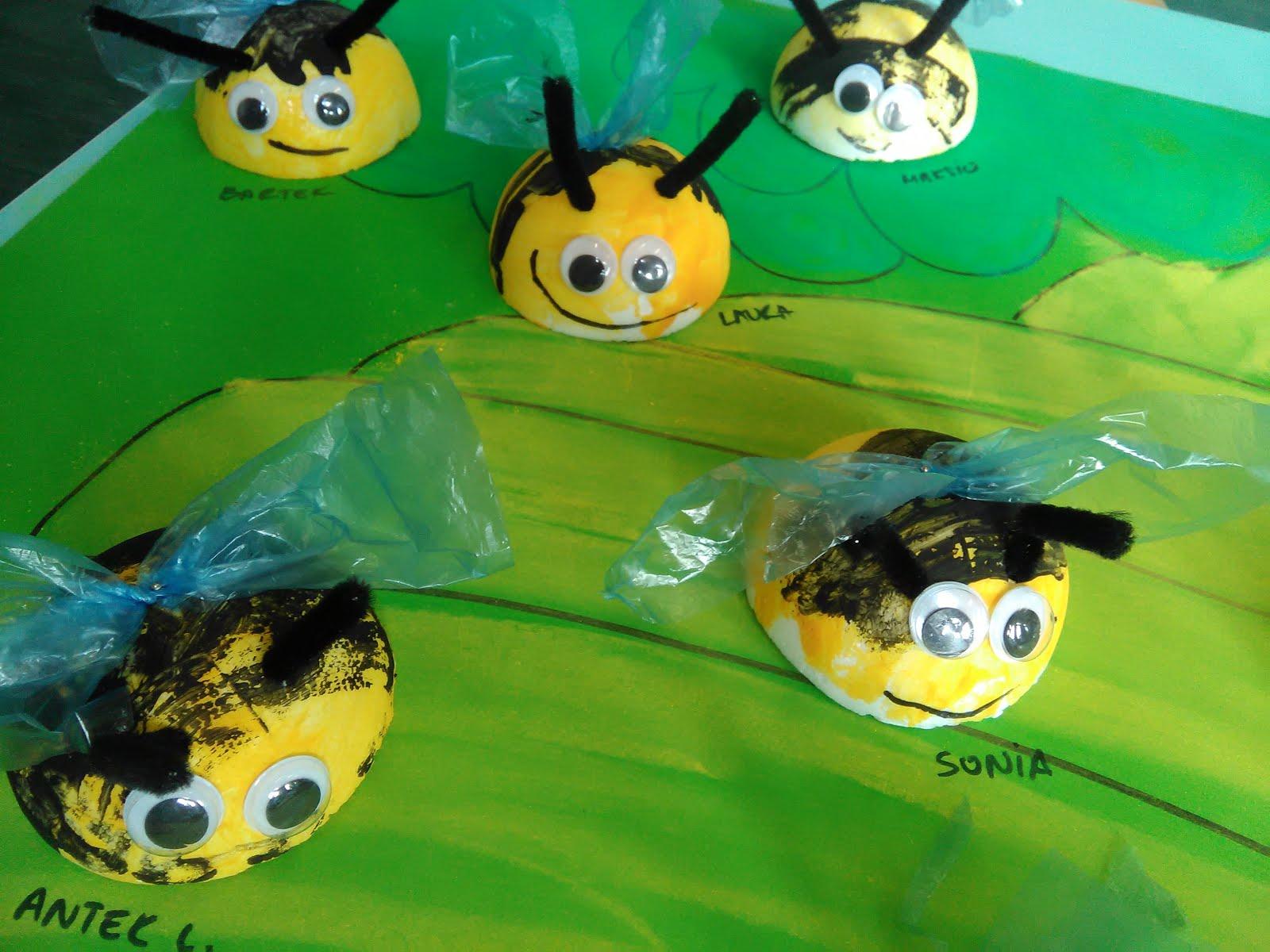 """Informacje dla rodziców dzieci grupy """"Pszczółki"""""""