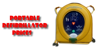 Portable Defibrillator Prices