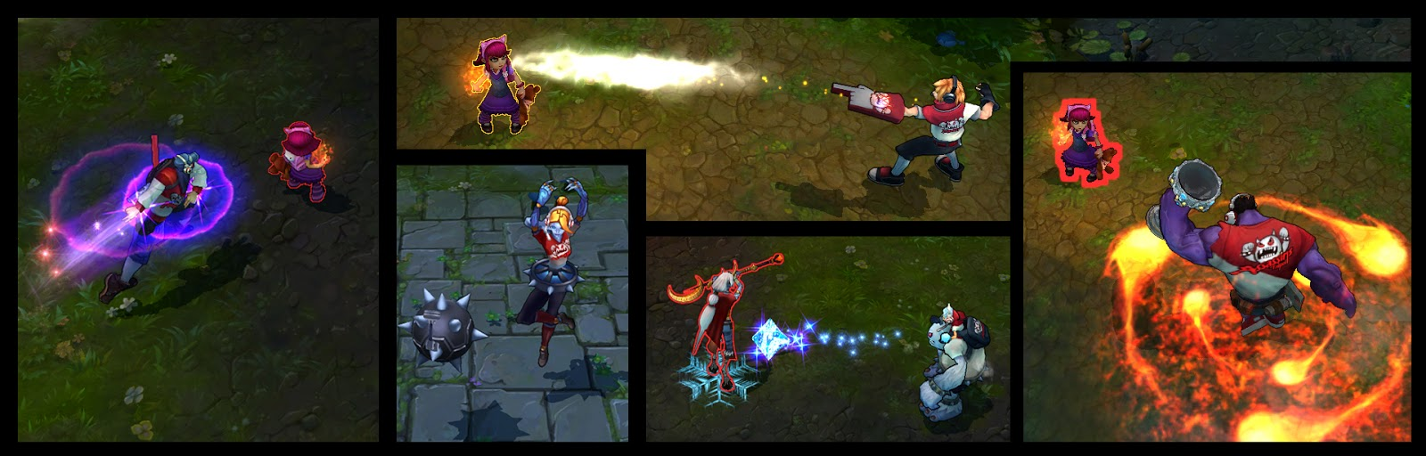 Surrender At 20 Tpa Skins Now Available