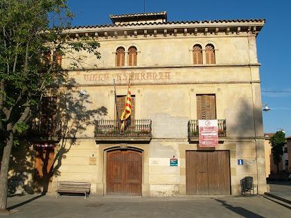 Ajuntament de Folgueroles o Villa Esperanza