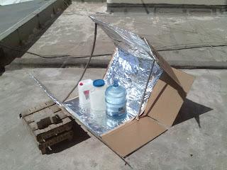 solar su ısıtıcı
