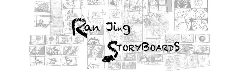 Jing Ran - Storyboards