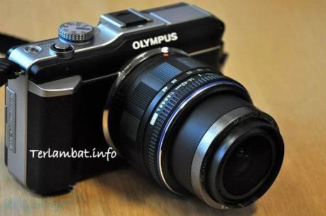 Kamera Olympus E-PL1 Terbaru