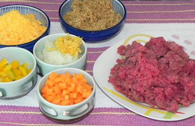 modo preparo carne moída
