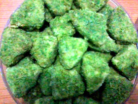 Kacangpolong cookies