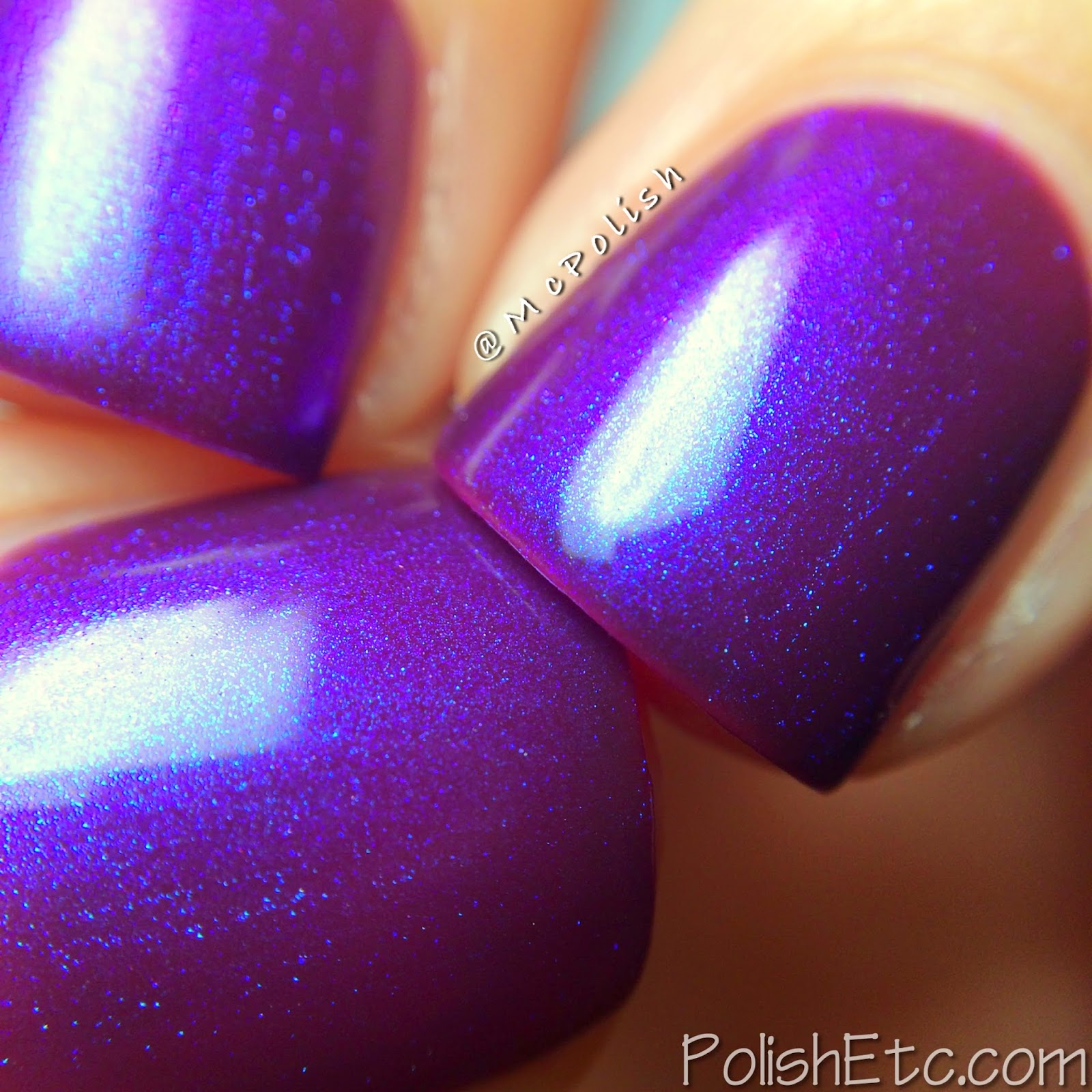 Polish Alcoholic - Magneto - Superheroes Collection - McPolish - MACRO