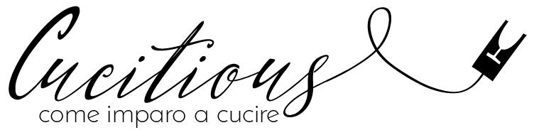 cucitious, come imparo a cucire