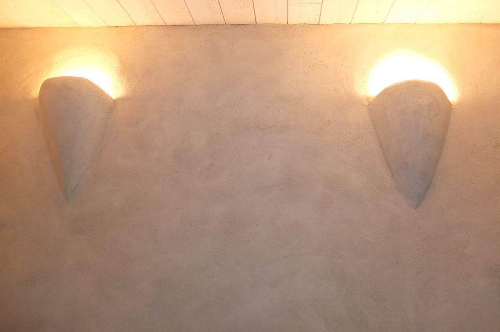 Chantiers amandine mancino and co enduit pl tre - Mur en chaux interieur ...
