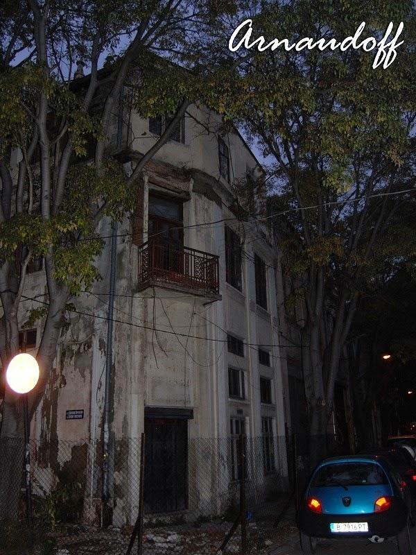 Рушаща се къща в Центъра на Варна