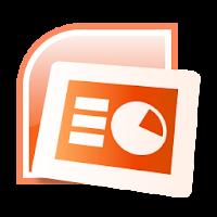 logo mcrosoft powerpoint