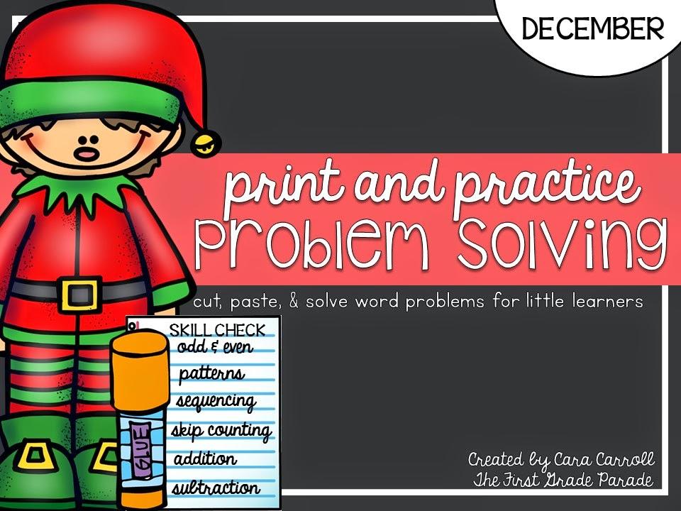 Print & Practice Problem Solving