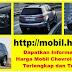 Harga Mobil Chevrolet Trail Blazer