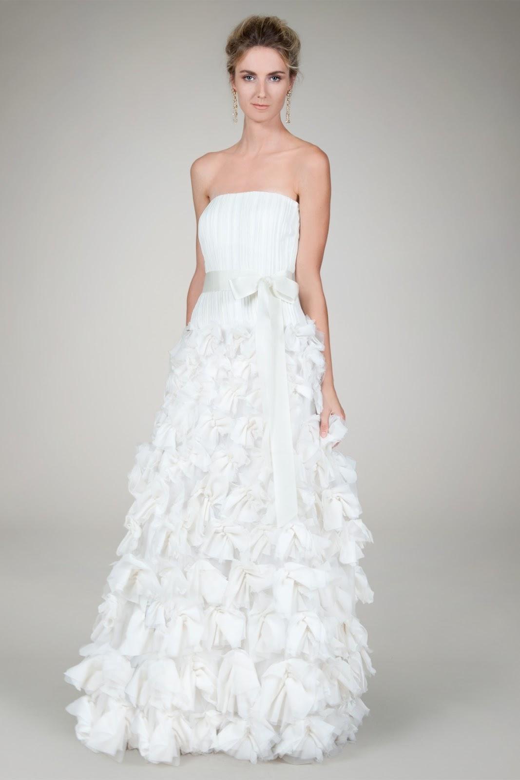 2013 tadashi shoji wedding dresses With tadashi wedding dresses